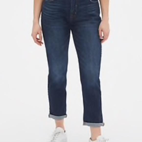 GAP Denim - best girlfriend jeans